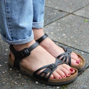 Birkenstock Bali Soft Footbed Sandals